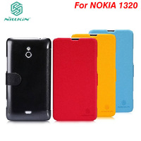 NILLKIN Fresh Series Leather Case for Nokia 1320 With Retailed package.Free shipping