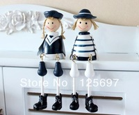 Hot New Navy Doll Lover 2PCS/SET,HOMDECOR,Gift Home decoration