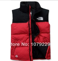 Free shipping ,Hot sale ! 2014 new fashion Men white duck down vest men's fashion down vest, vest men,winter outwear ,M L XL XXL