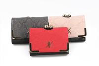 "2014 new kk patchwork trade of the original single serpentine kardashian kollection women wallet ""there gift"" - free shipping"