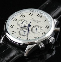 Free postage Fully-automatic mechanical watch male calendar multifunctional watch fashion needle