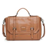 Elle 2012 autumn and winter cowhide genuine leather female bags e2081l21072bu