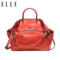 New arrival elle 2013 women's handbag beautiful fashion 37003 cross-body one shoulder handbag genuine leather handbag women's