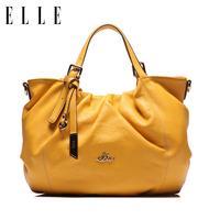 New arrival elle women's genuine leather handbag fashion 2013 31403 women's one shoulder cross-body handbag female