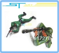 Clearance 2014 New toys Big crawling force soldiers toys Chirdren toy ST002012 Free Shipping Wholesale