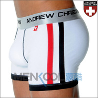 Popular Brand Men's Underwear AC Shock Jock Flirt,Male Features,Five Colors,Moq 1 Pcs,Retail.