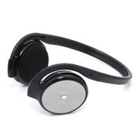 Bluedio DT120S sports music player headset Bluedio stereo headset FM radio support SD card MP3 Player