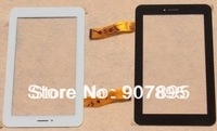 7inch Capacitive Touch screen digitizer panel for Freelander PX1 PX2 TE-0700-0030 Newman M78 F7 F76 3G Tablet PC Mobile phone
