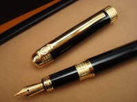 Picasso 909 Space Time of London Fountain Pen(Gold)