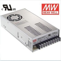 Mean Well 350W 46A 7.5V Single Output Switching Power Supply NES-350-46 UL wholesale Power Supplies
