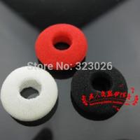 Cutout earbud earphones sponge cover double thickening sponge