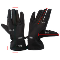 Photography Winter Gloves For Nikon Camera D7100 D800 D5200 D600 D3200 D90 D80