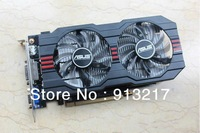 GTX650TI-DF-1GD5 NVIDIA GeForce GTX 650 Ti GDDR5 128bit 1024M GTX650TI Graphic Card Video Card DHL EMS free shipping