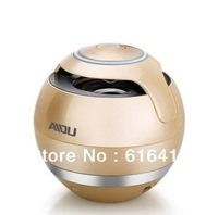 New arriver wireless Mini bluetooth speaker with Mic for phone call speaker support TF card mp3 player
