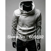 MH1 NEW Mens Slim Fit Sexy Top Designed Hoodies Jackets Coats 4Color 4Size