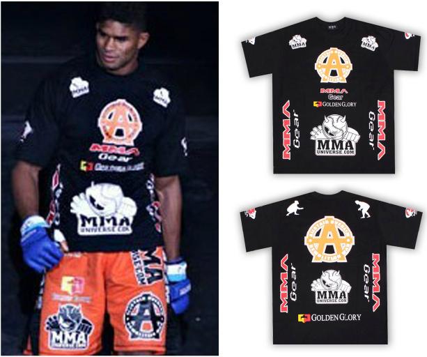 Мужская футболка Hayabusa MMA MMA Gear Pretorian 055