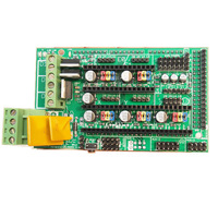 3D printer board control panel RAMPS 1.4 printer Control Reprap Mendel Prusa