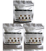 100% Natural Building Keratin Fiber Hair Powder Solutions 10g  Free Shipping Many Colors Selection