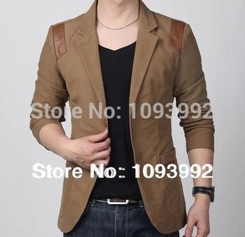 Men Fashion Jacket Casual fashion male casual jacket