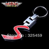 MINI Cooper countryman Metal key ring steel key chain keyring   fits all MINI cooper S key ring