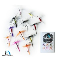 Best price! Quality fly fishhooks colorful fly flies