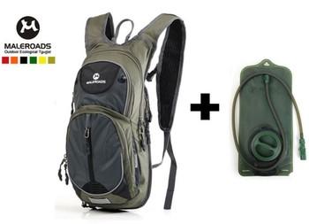 Maleroads сумка велосипед + 2L тпу мешок воды открытых площадках мочевого пузыря ...