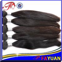 DHL free shipping Brazilian straight weave human hair weft 3 pcs