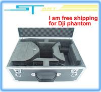 2014 hot  Dji phantom FPV aluminum case hm box outdoor protection box flying fairy box AR Four -axis free shipping