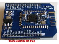Cduino phone HM10 Bluetooth Module Wireless Serial Interface Compatible 5V33V V40 Ble Bt Robot Tank Car Chassis Crawler Diy Kit