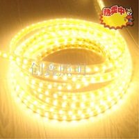 Led strip smd led lighting 5050 60 beads waterproof led strip with lights white colorful lights beads