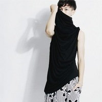 2012 male t-shirt male t-shirt male t-shirt sleeveless T-shirt t42