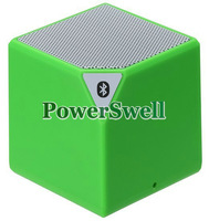 2014 New 40pcs Jambox style wireless speaker mini bluetooth portable speaker with rechargeable Battery and retail box