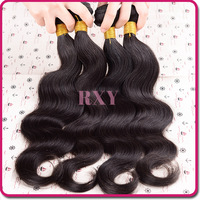 Grade AAAAA special discount on sale the queen hair products brazilian virgin hair loose wave unprocessed natural color