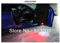 Volkswagen Projection  LED Door Warning Light VW Logo mark Emblem For VW Golf Jetta MK5 MK6 CC Tiguan Passat B6 B7 Scirocco