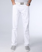 2014 New Men's polo Casual Pants 100% Cotton Brit Pants Business Casual Pant for men Free Shipping