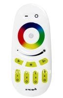 2.4GHZ 4-zone RGBW remote;used with 2.4GHZ RGBW receptor