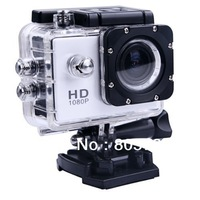 sports  Action Camera Diving Full HD 1080P DV SJ4000 Mini 30M Waterproof extreme Sport Helmet  G-Senor Camcorder