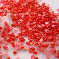 free shipping 1.5-14mm 10000-1000pcs/lot flat back half pearl  DIY jewelry accessories