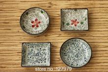 Para venda! China Jingdezhen cerâmica prato, prato de molho de soja, temperos, pratos, pratos de sushi, prato pequeno, atacado ~(China (Mainland))
