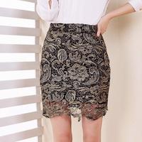 women new fashion 2014 summer spring plus size high waisted skirts brand skirts       female patterns tulip skirt, ethnic skirt