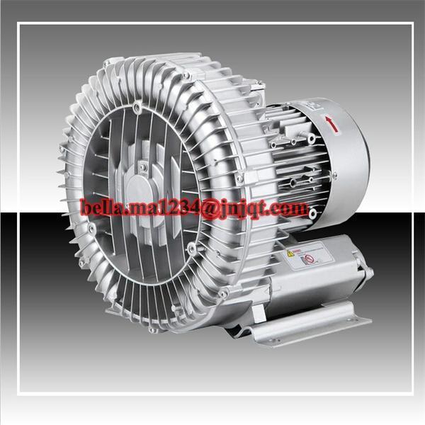 JQT-5500-C Regenerative Air Blower Side Channel Vacuum Pump CNC Router Vacuum Table Pump(China (Mainland))