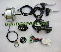 E-bike 36V 250W refit kits with LED display