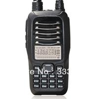 Free Shipping Dual Band Two Way Radio Wanhua WH668 VHF136-174MHz/UHF400-470MHz Walkie Talkie,Portable/ham/amateur radio set