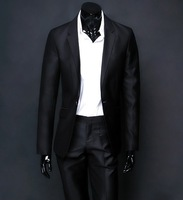 Heilanhome men's clothing slim male suits wedding dress SEVEN casual suit work wear