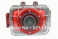 720P waterproof camera sport with 1.5 inch LCD DV-355C