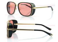 New 2014 Summer Hot Mens Designer Sunglasses Celebrity Iron Man Downey Style Retro Millionaire Inspired Square Oculos De Sol
