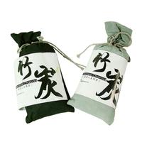 Conentional japanese style bamboo bag wardrobe drawer odor bag wet 150g radiation-resistant antibiotic