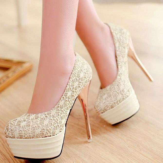 Туфли на высоком каблуке ENMAYER 34/43 LY-12-25-1123456789