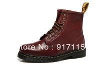 High quality ! 2013 Brand New men's boots, Genuine leather Tendon sole, Waterproof Outdoor Casual shoes,SIZE39-44 +Free shipping