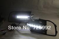 Top Quality New Tiguan 2012 2013 VW Volkswagen Daytime Running Lights LED Daylight DRL Auto Car Fog Lamp Free HK POST